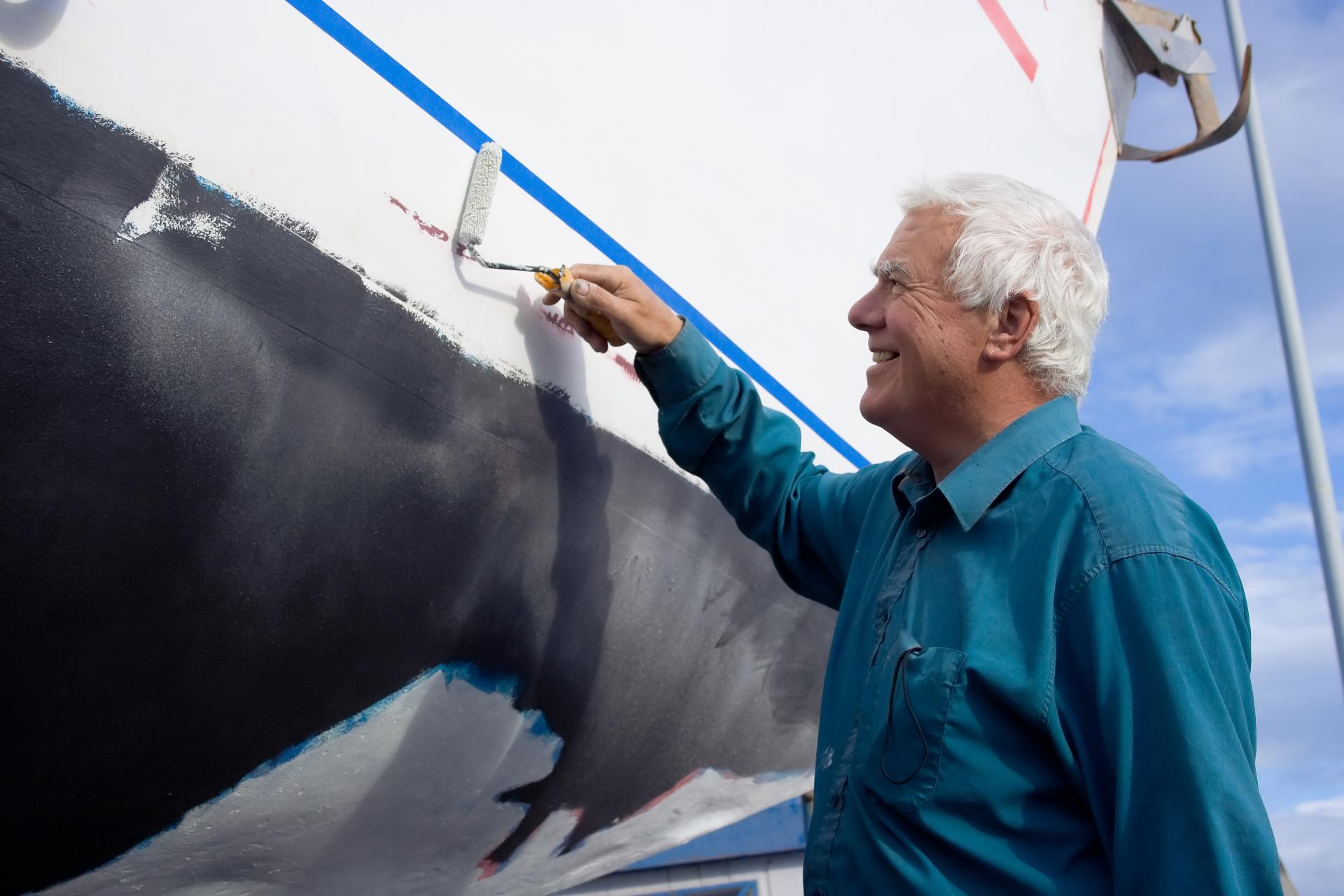 Especialistas en pintura náutica